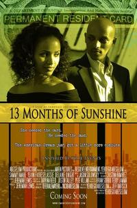 13 Months of Sunshine - 11 x 17 Movie Poster - Style A