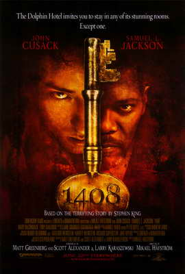 1408 - 27 x 40 Movie Poster - Style A
