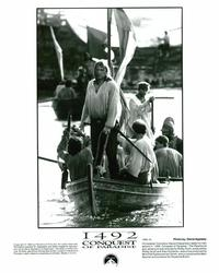 1492: Conquest of Paradise - 8 x 10 B&W Photo #3