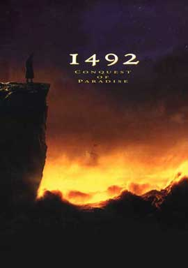1492: Conquest of Paradise - 27 x 40 Movie Poster - Style B