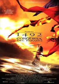 1492: Conquest of Paradise - 11 x 17 Movie Poster - Spanish Style A