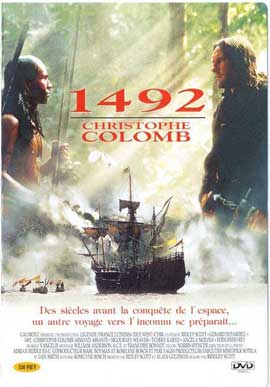 1492: Conquest of Paradise - 27 x 40 Movie Poster - French Style A