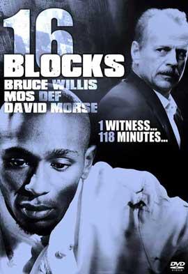 16 Blocks - 27 x 40 Movie Poster - Style B