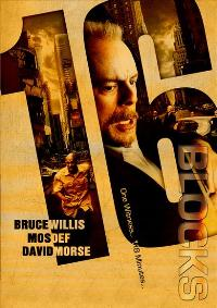 16 Blocks - 11 x 17 Movie Poster - Style D
