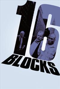 16 Blocks - 27 x 40 Movie Poster - Style E