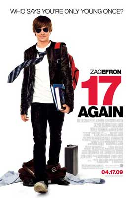 17 Again - 11 x 17 Movie Poster - Style A