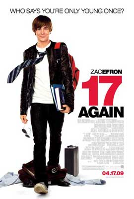 17 Again - 11 x 17 Movie Poster - Style B