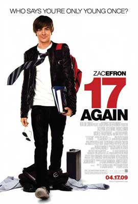 17 Again - 27 x 40 Movie Poster - Style A