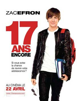 17 Again - 11 x 17 Movie Poster - French Style B