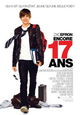 17 Again - 11 x 17 Movie Poster - Canadian Style A