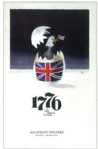 1776 (Broadway) - 11 x 17 Poster - Style A