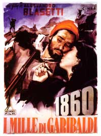 1860 - 11 x 17 Movie Poster - Italian Style A