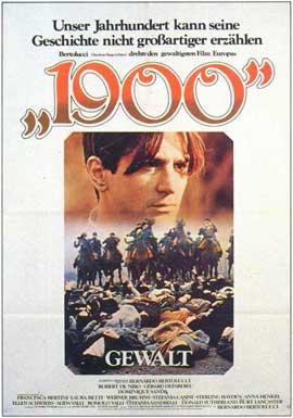 1900 - 11 x 17 Movie Poster - German Style B