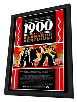 1900 - 27 x 40 Movie Poster - Style A - in Deluxe Wood Frame