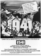 1941 - 11 x 17 Movie Poster - Style G