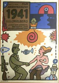 1941 - 11 x 17 Movie Poster - Polish Style A