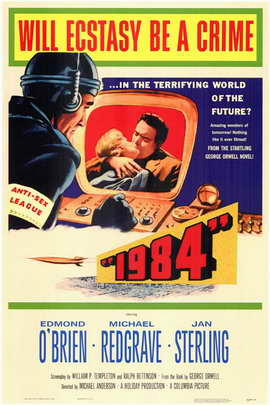 1984 - 11 x 17 Movie Poster - Style A