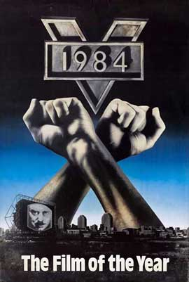 1984 - 27 x 40 Movie Poster - UK Style A