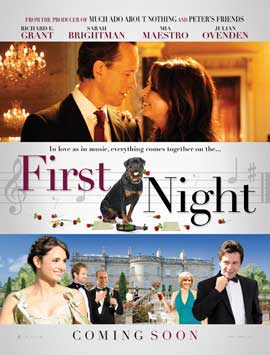 1st Night - 27 x 40 Movie Poster - UK Style A