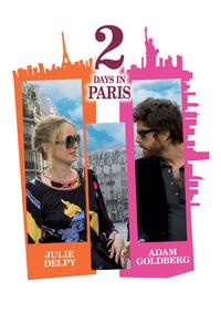 2 Days in Paris - 27 x 40 Movie Poster - Style B