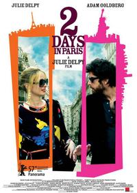 2 Days in Paris - 11 x 17 Movie Poster - Style D