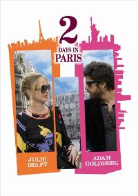 2 Days in Paris - 43 x 62 Movie Poster - Bus Shelter Style B