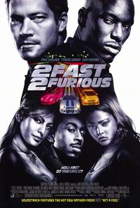 2 Fast 2 Furious - 11 x 17 Movie Poster - Style A