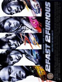 2 Fast 2 Furious - 11 x 17 Movie Poster - Style B