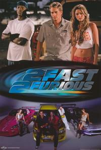 2 Fast 2 Furious - 27 x 40 Movie Poster - Style B
