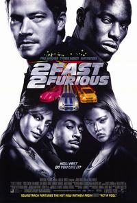 2 Fast 2 Furious - 27 x 40 Movie Poster - Style A