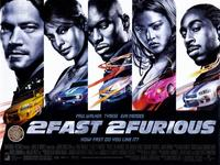 2 Fast 2 Furious - 30 x 40 Movie Poster - Style A