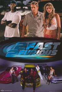 2 Fast 2 Furious - 11 x 17 Movie Poster - Style C