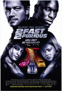2 Fast 2 Furious - 11 x 17 Movie Poster - Style D
