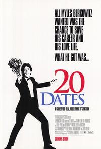 20 Dates - 27 x 40 Movie Poster - Style A