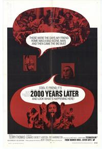2,000 Years Later - 11 x 17 Movie Poster - Style A