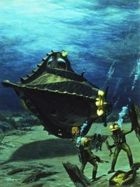 20,000 Leagues Under the Sea - 8 x 10 Color Photo #3