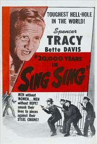 20,000 Years in Sing Sing - 27 x 40 Movie Poster - Style A