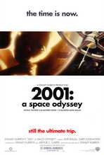 2001: A Space Odyssey - 11 x 17 Movie Poster - Style J