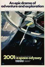 2001: A Space Odyssey - 27 x 40 Movie Poster - Style I