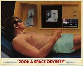 2001: A Space Odyssey - 11 x 14 Movie Poster - Style A