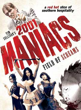 2001 Maniacs: Field of Screams - 11 x 17 Movie Poster - Style B