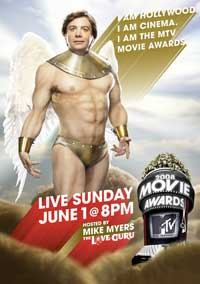 2008 MTV Movie Awards (TV) - 11 x 17 Movie Poster - Style A