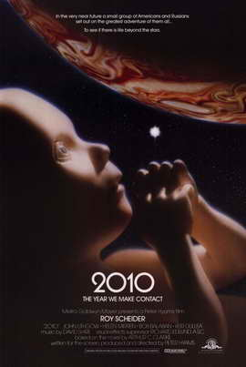 2010: The Year We Make Contact - 11 x 17 Movie Poster - Style A