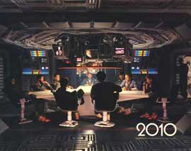 2010: The Year We Make Contact - 11 x 14 Movie Poster - Style A