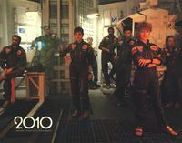 2010: The Year We Make Contact - 11 x 14 Movie Poster - Style C