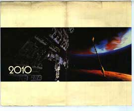 2010: The Year We Make Contact - 11 x 17 Movie Poster - Style B