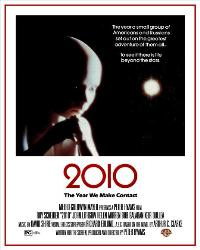 2010: The Year We Make Contact - 11 x 17 Movie Poster - Style C