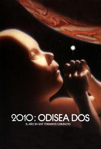 2010: The Year We Make Contact - 27 x 40 Movie Poster - Spanish Style B