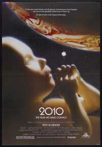 2010: The Year We Make Contact - 43 x 62 Movie Poster - Bus Shelter Style A