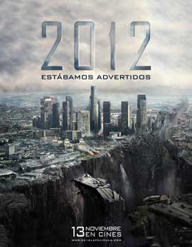 2012 - 27 x 40 Movie Poster - Style F